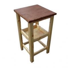 Beeldhouwbok hout